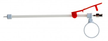 Pudendal block needle