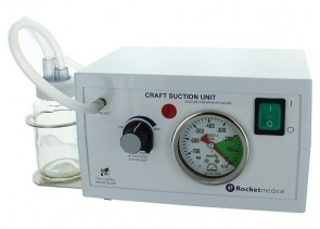 Rocket Craft™ Suction Pump 110V/60Hz
